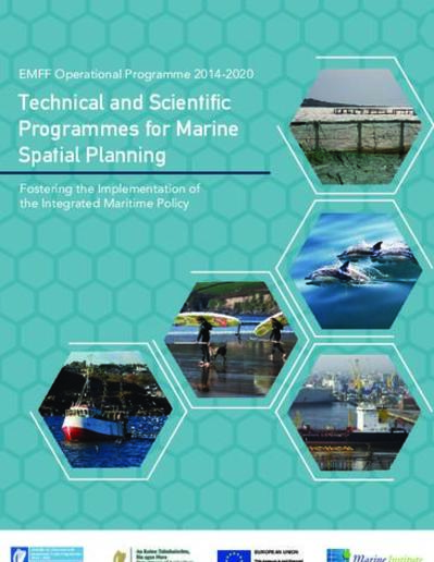 Technical and Scientific Programmes for Marine Spatial Planning